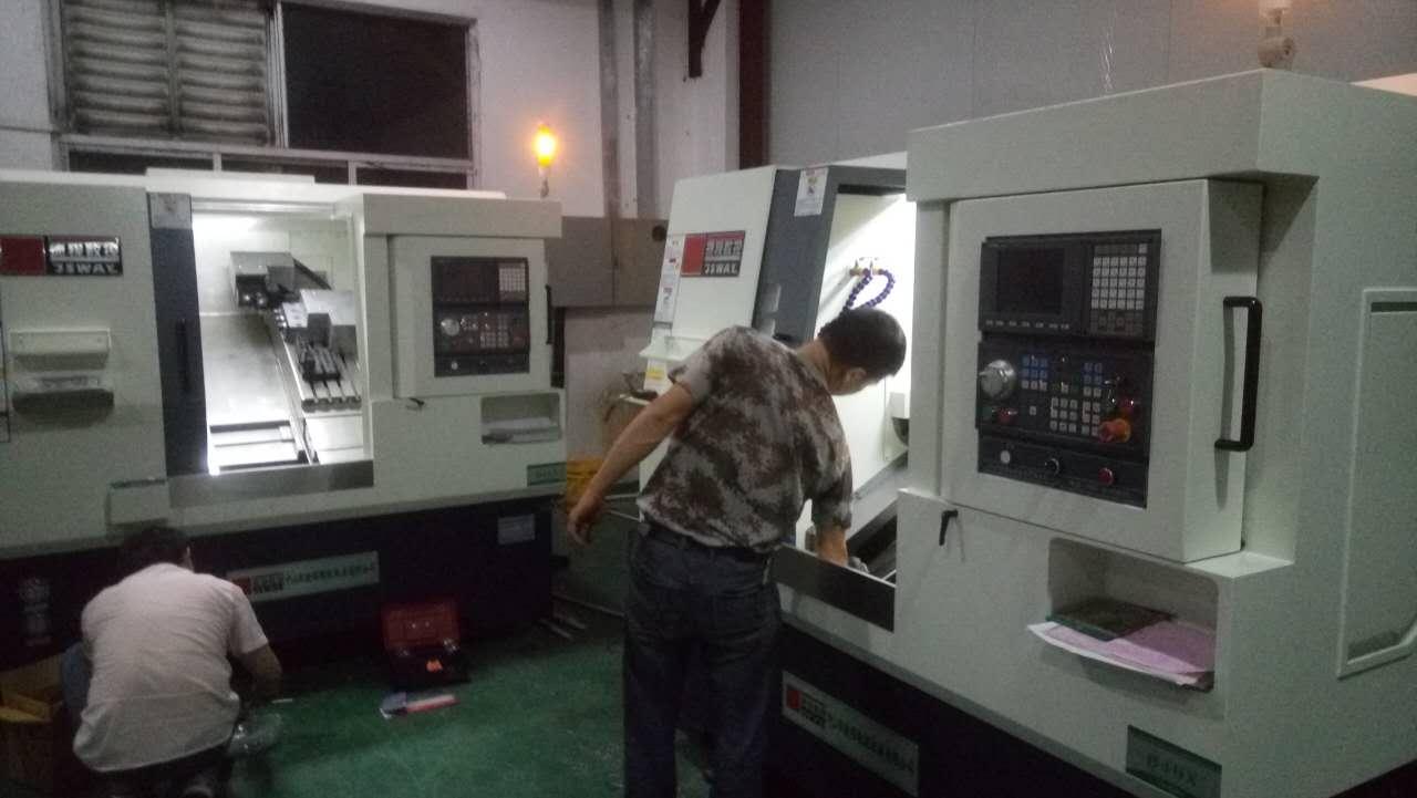 CNC車銑復合機